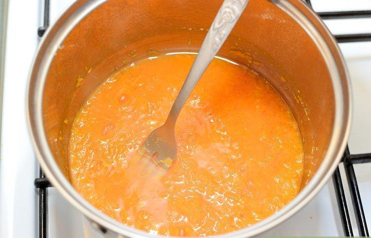 Рецепт апельсинового конфитюра