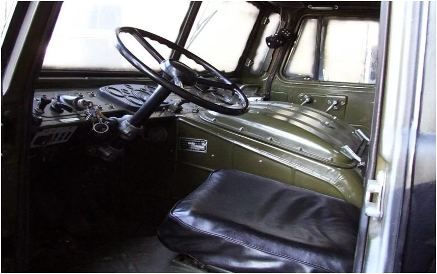Кабина ГАЗ-66 К