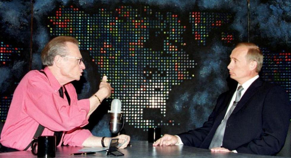 Путин и Кинг