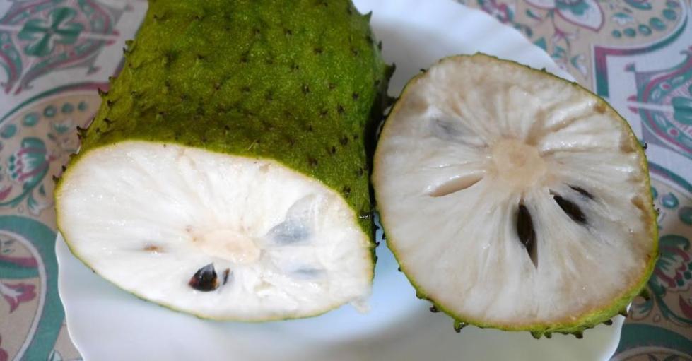 Китайский фрукт Аннона