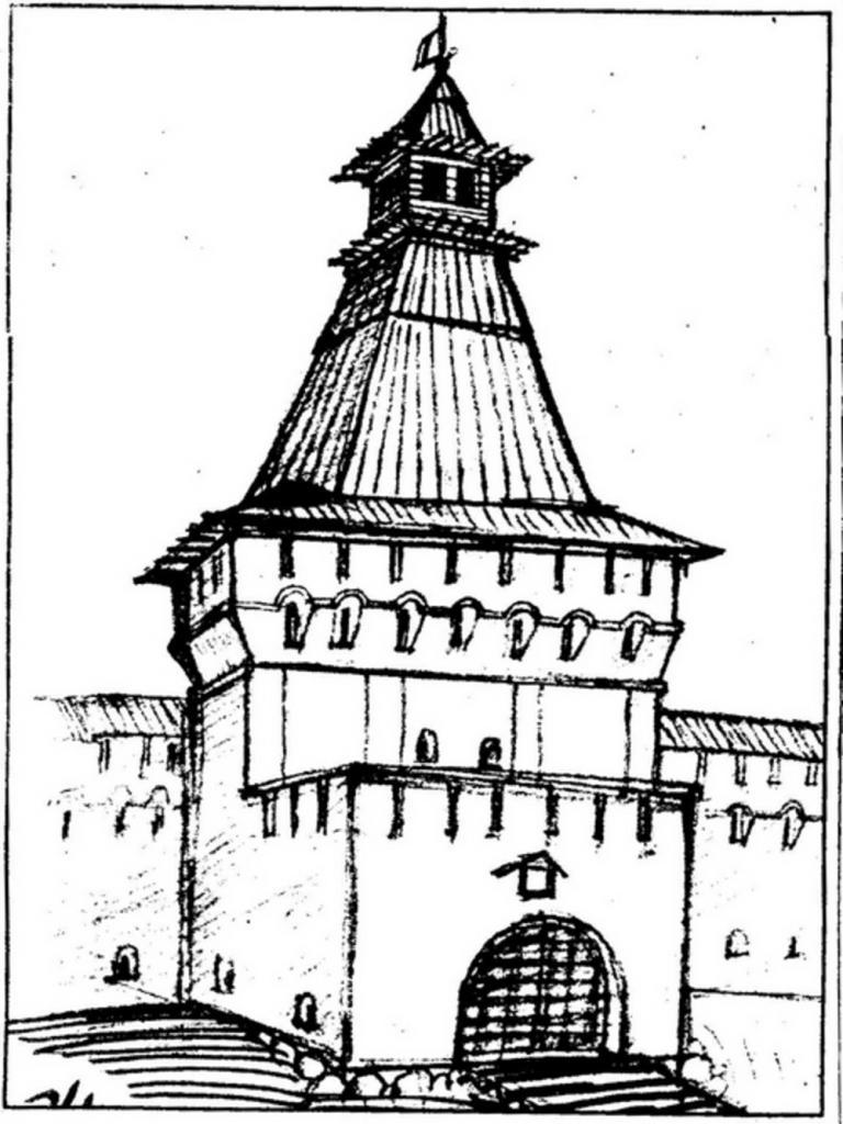 Башня Знаменская