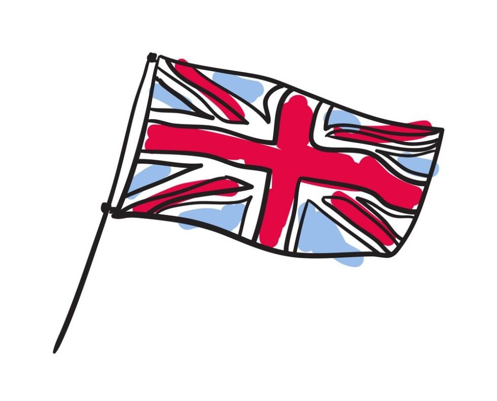 Флаг Британии