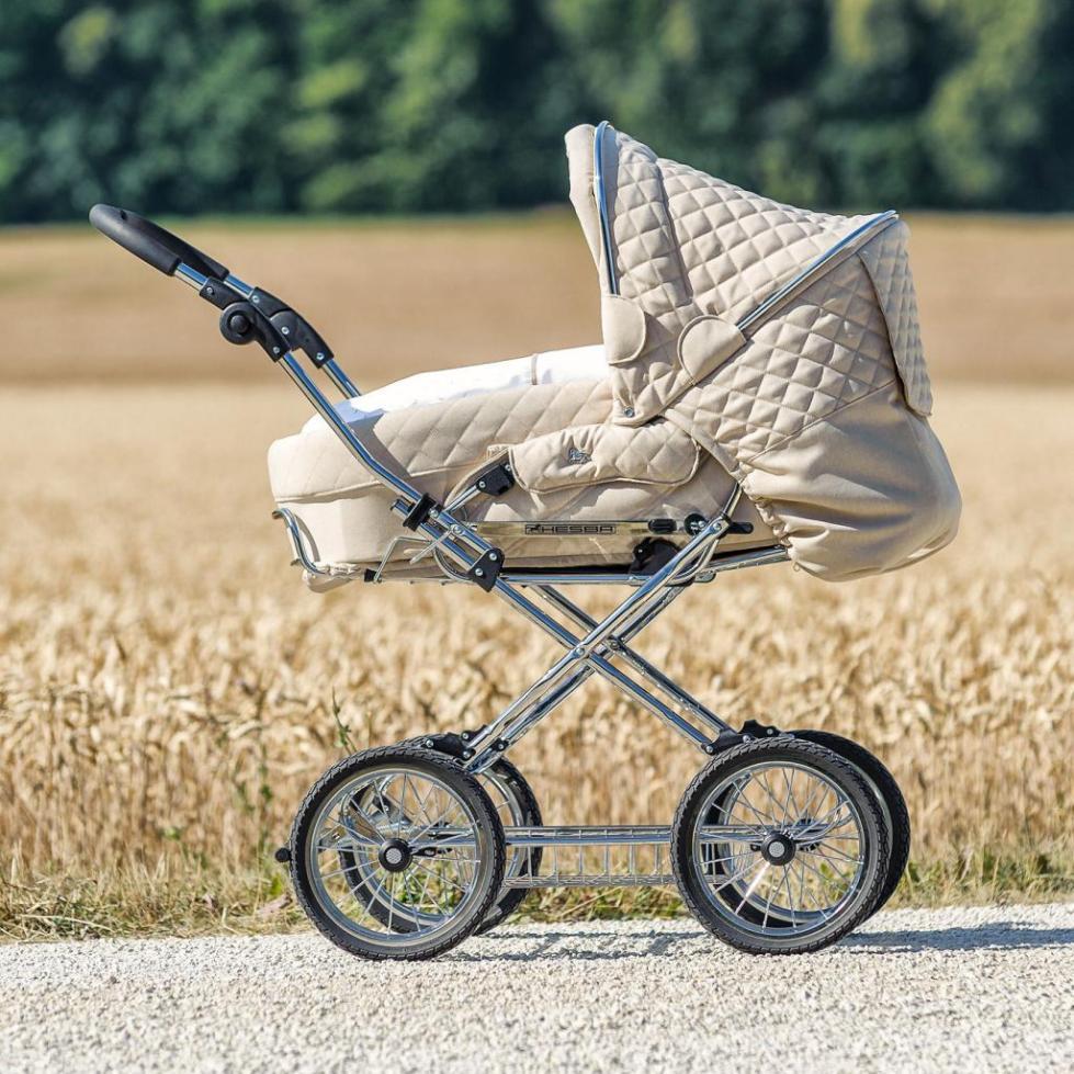 Немецкие коляски Hesba