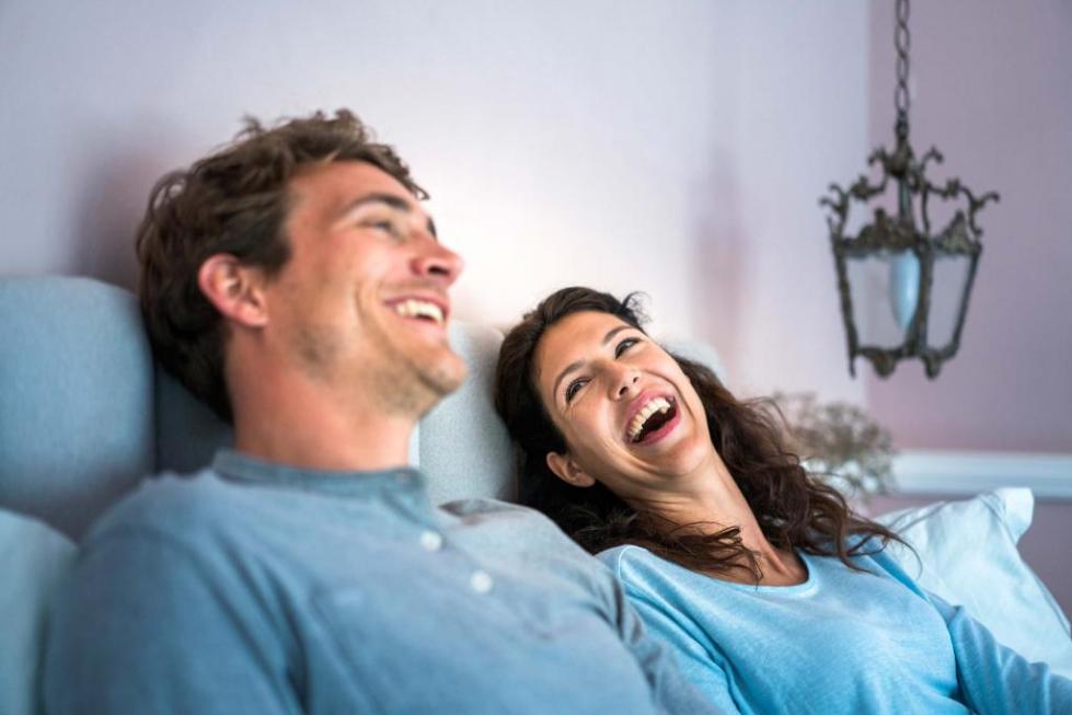 счастливыми становятся отношениях