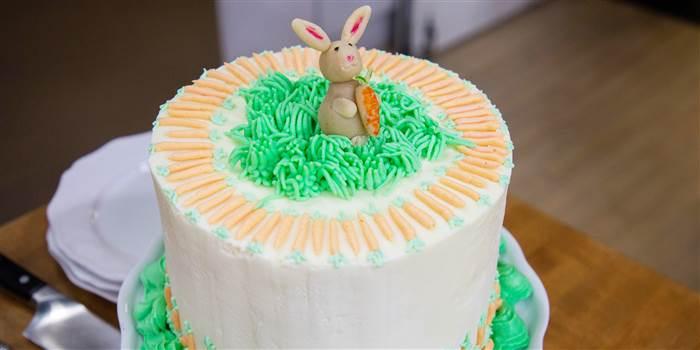 пример готового торта