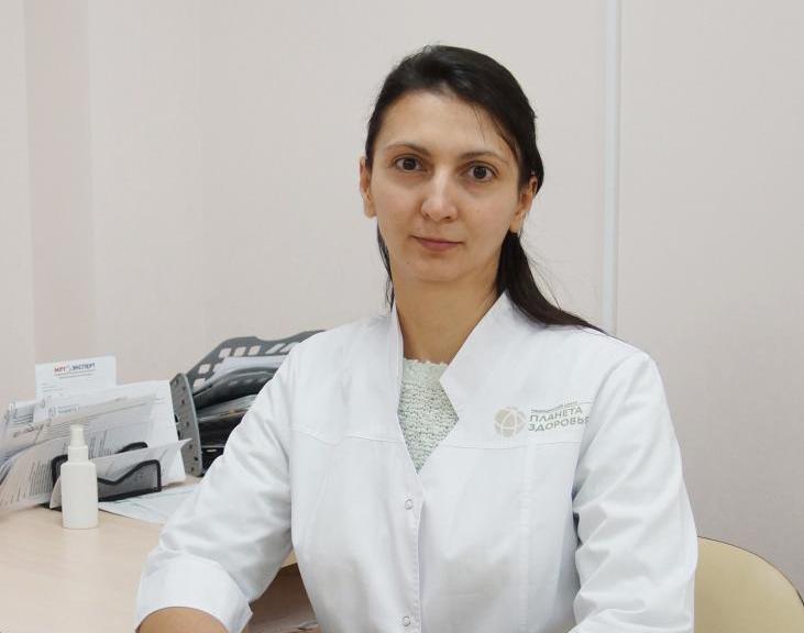 Наталья Бирюк