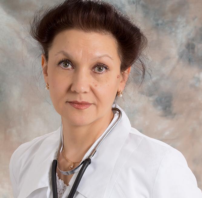 Елена Ивановская