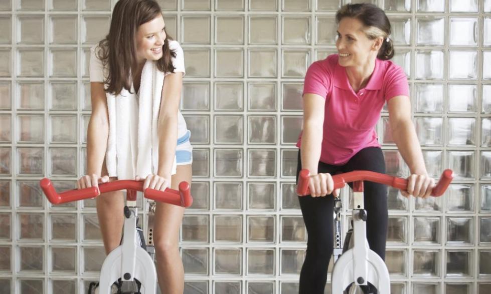 велотренажер польза и вред для женщин