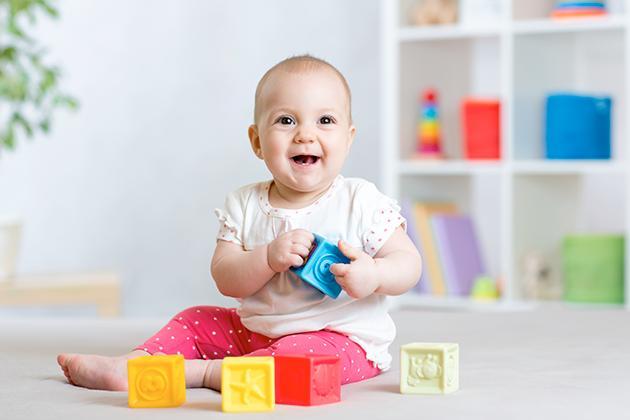 Возрастные нормы развития ребенка