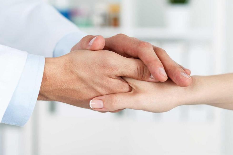Рука в руке