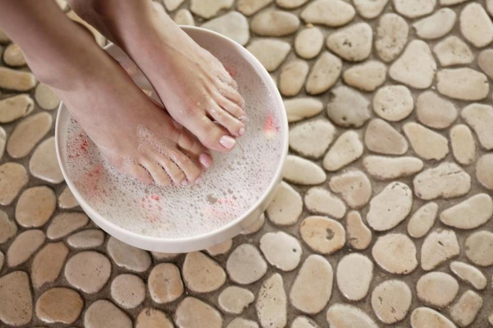 масло чайного дерева для ног