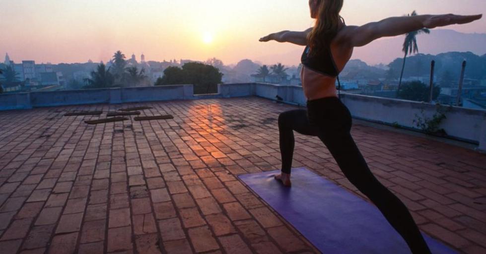 йога происхождение