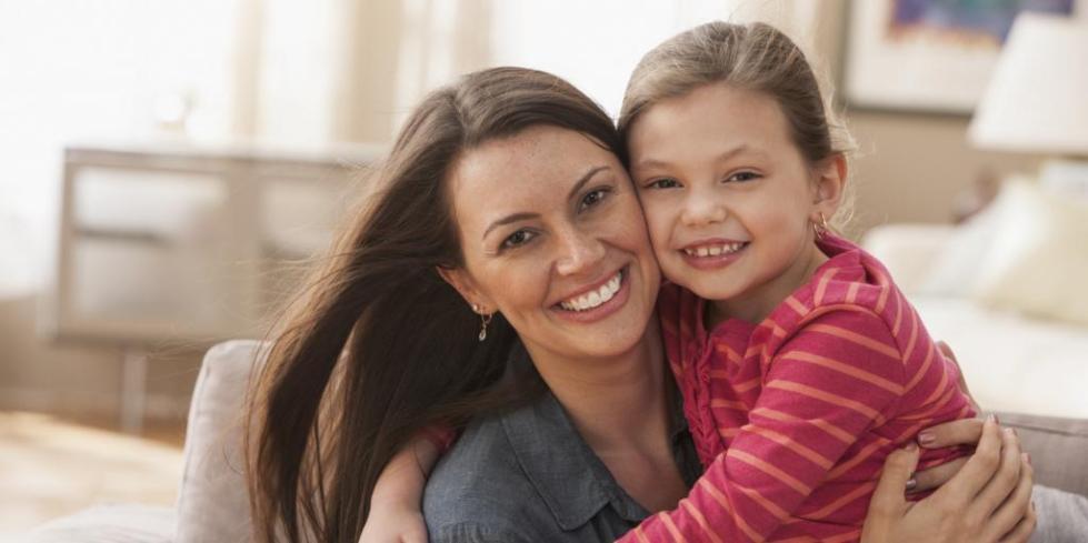 симбиотическая связь матери и ребенка