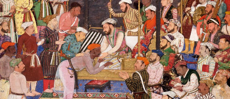 Распространение ислама в Индии