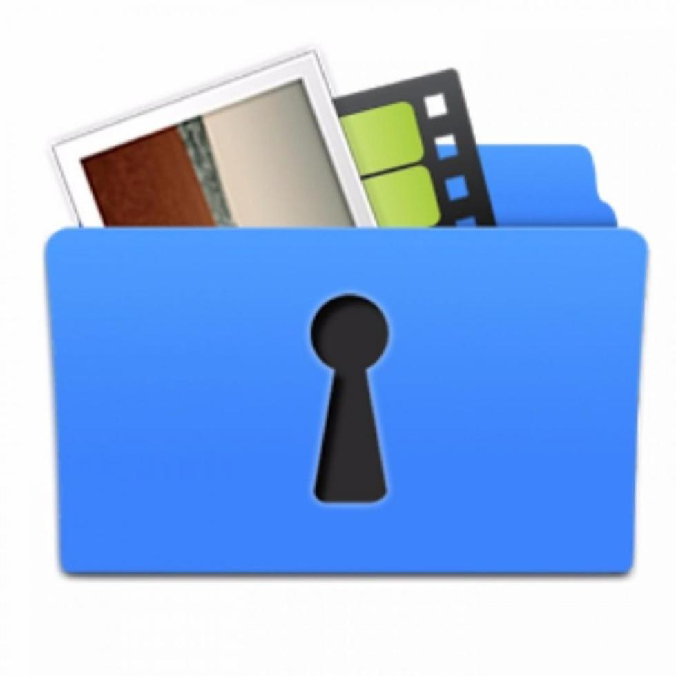 Скрыть файлы в галерее