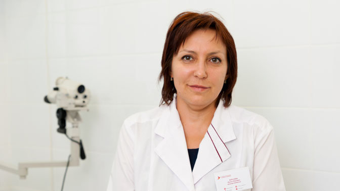 Ирина Береснева