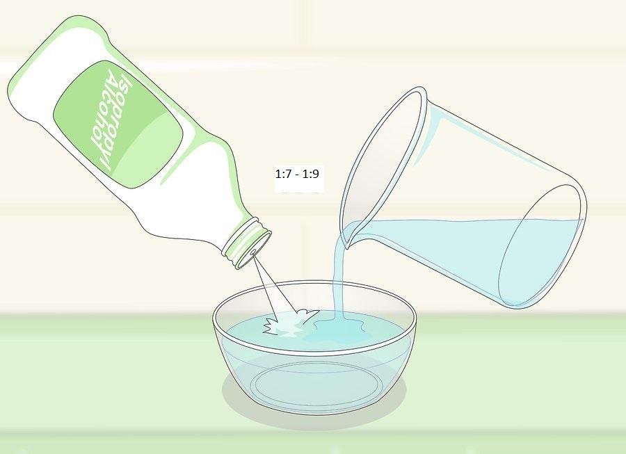 Приготовление промывочной жидкости