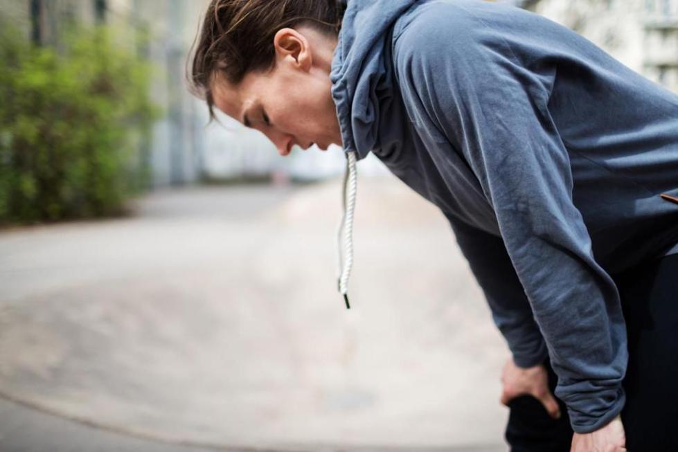 одышка при приступе бронхиальной астме