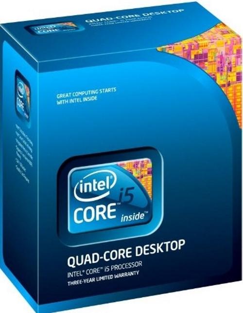 Разгон Core i5 - 750