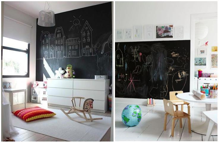 стильная детская комната фото