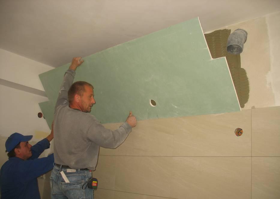 выровнять стены своими пошаговая инструкция