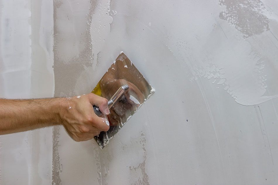 выровнять стены своими руками пошаговая инструкция