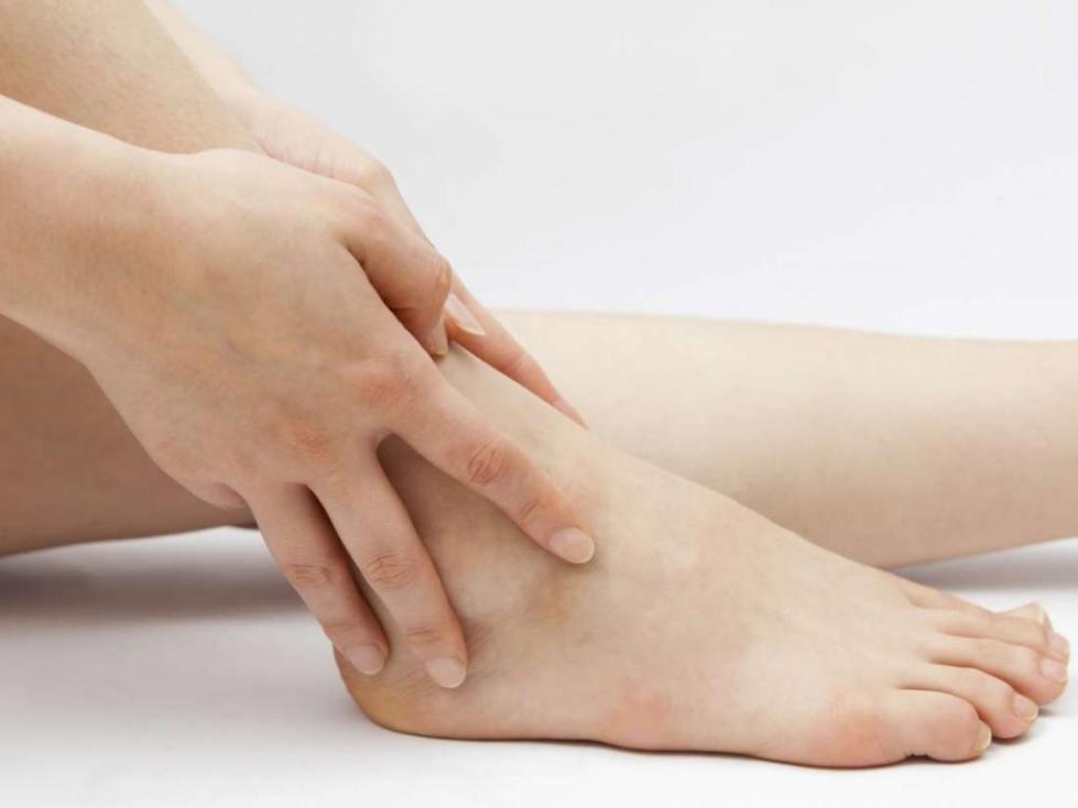 паразитарные заболевания ног