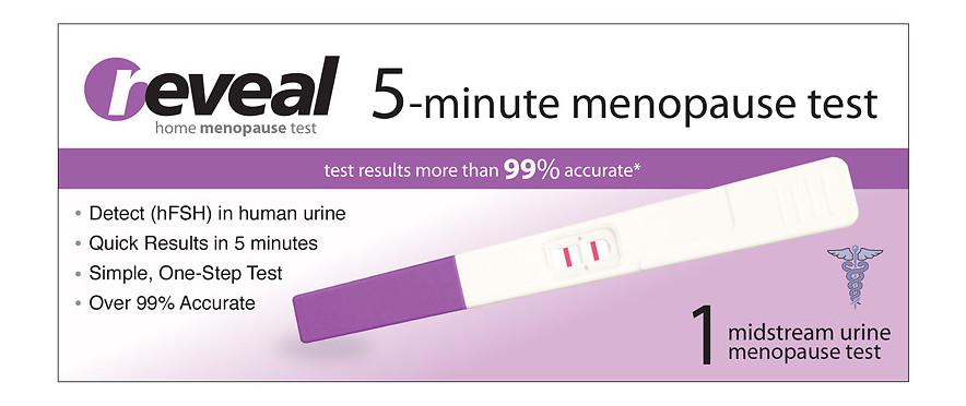 Тест на менопаузу