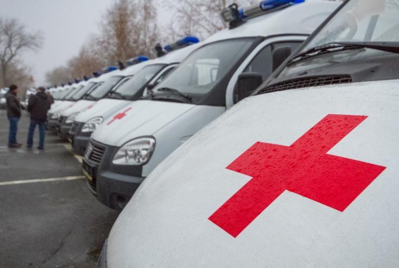 машины при скорой помощи