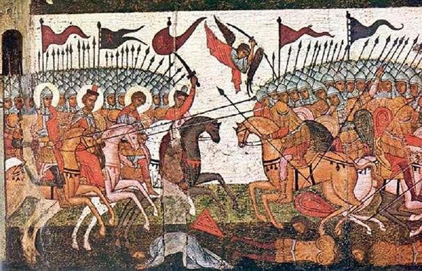Княжеские междоусобицы Древней Руси