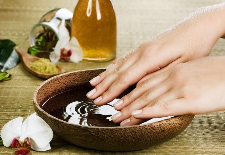 масляные ванночки для ногтей