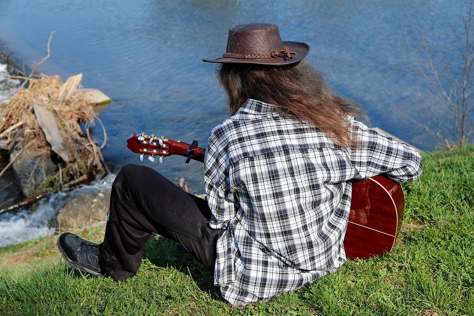 Гитара - верная подруга