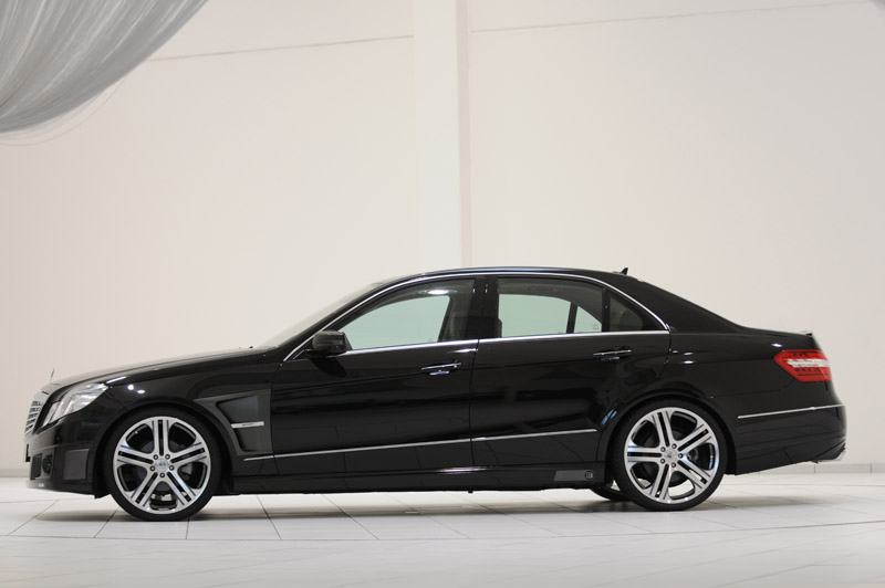 Mercedes Benz W212 до рестайлинга
