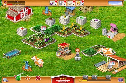 игры ферма с животными