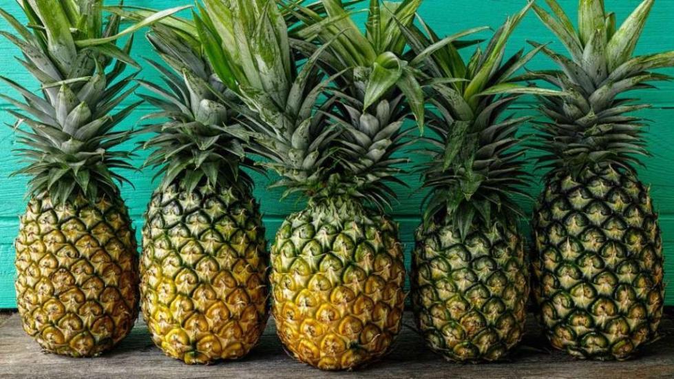 Пять ананасов