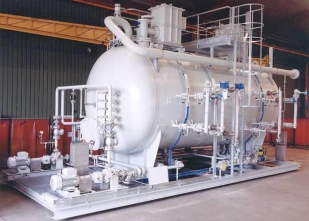 Оборудование для стабилизации нефти