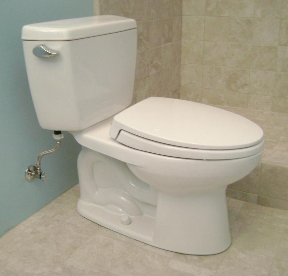 Красивый интерьер туалета