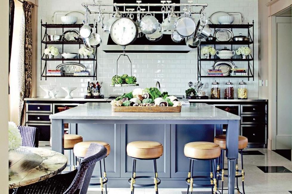 дизайн кухни во французском стиле