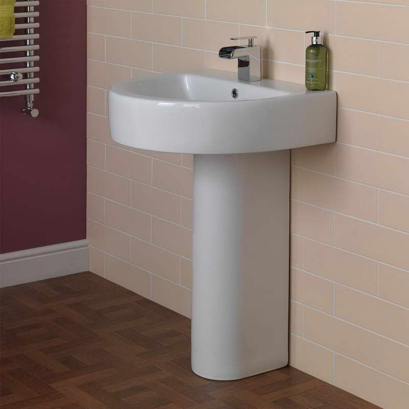 стандартные размеры раковины для ванной