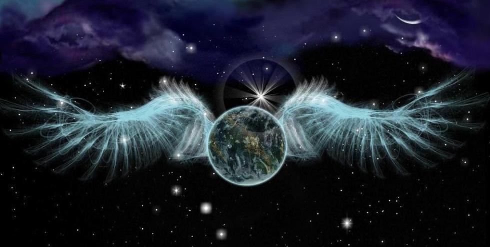 Душу приносит ангел
