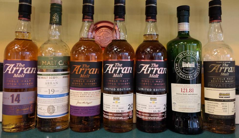"""Виски """"Арран"""" Arran"""