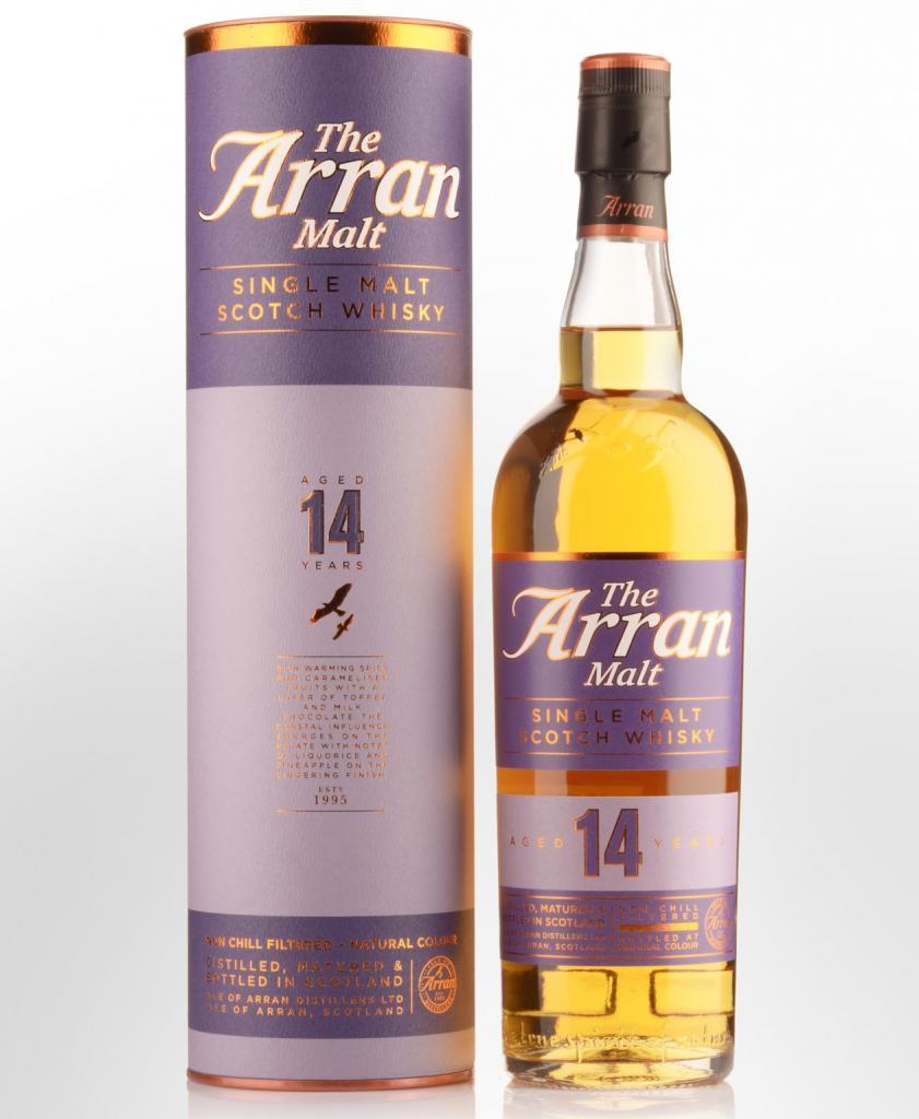 Шотландский односолодовый виски Arran