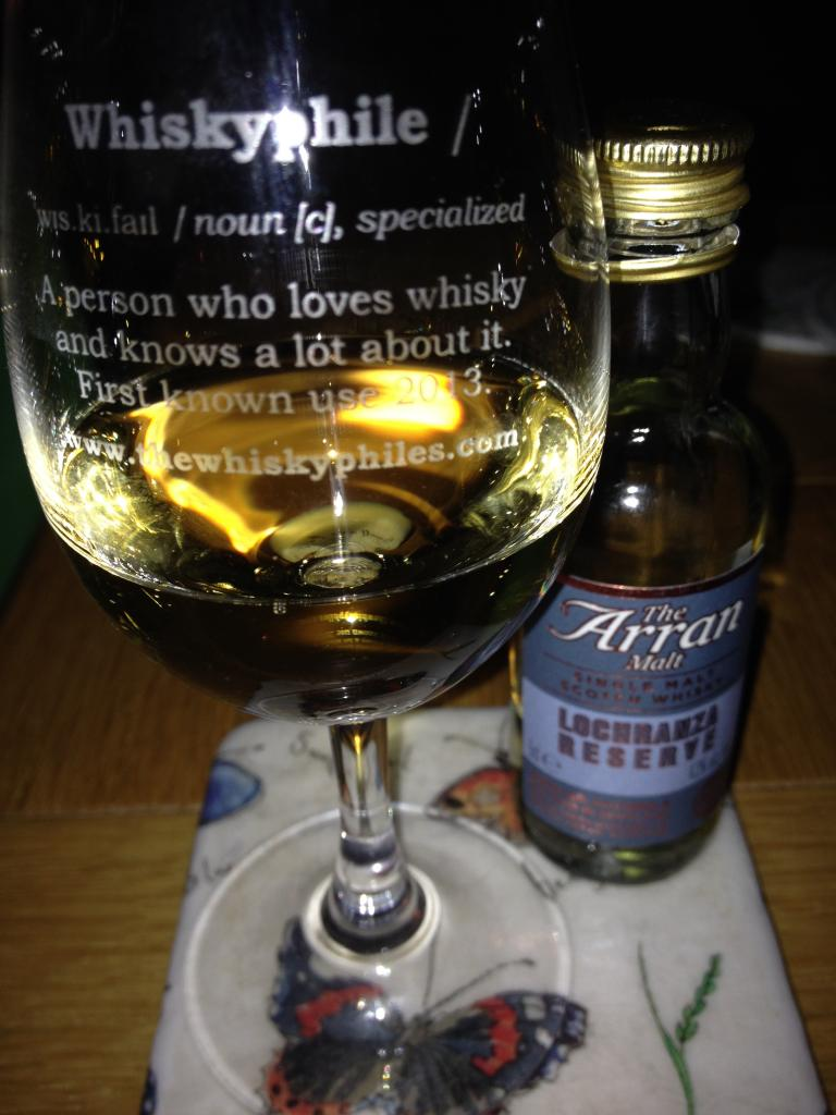 Виски Arran Lochranza Reserve