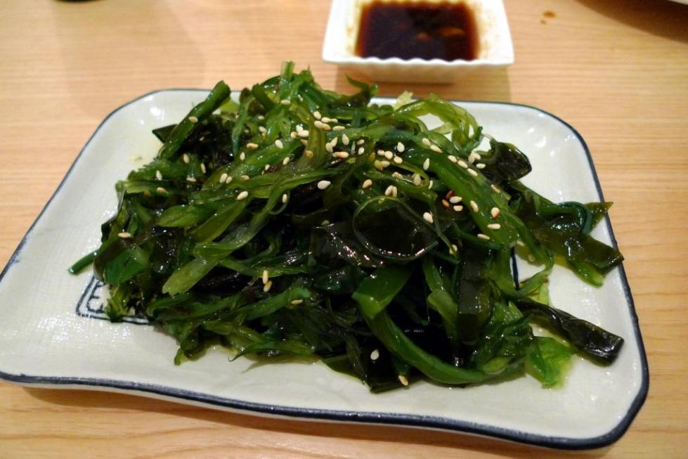 Морские водоросли ламинария