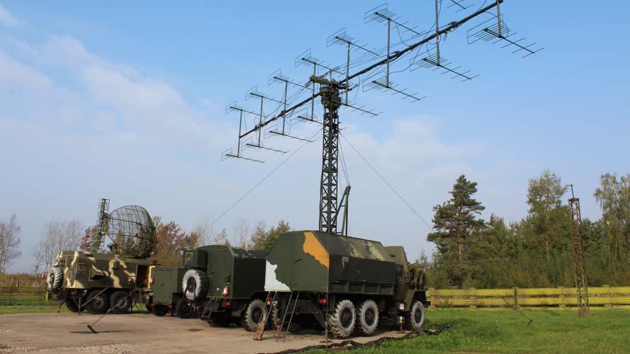 радиолокационные станции пво россии