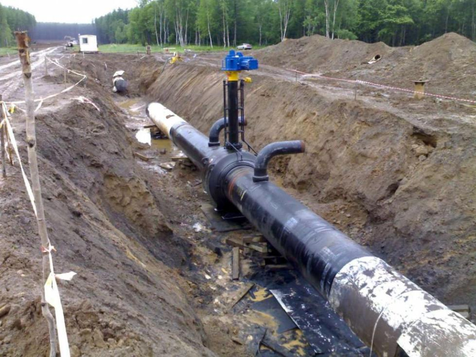 соединение водопровода