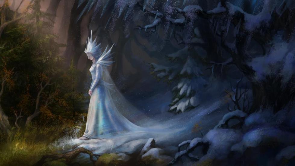 Королева холодных чувств