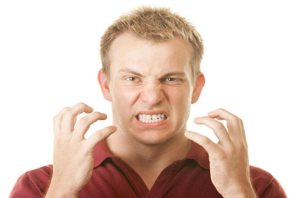 злость и раздражение