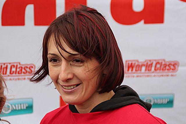 Глушко - двукратная чемпионка мира по пауэрлифтингу и чемпионка России по силовому экстриму