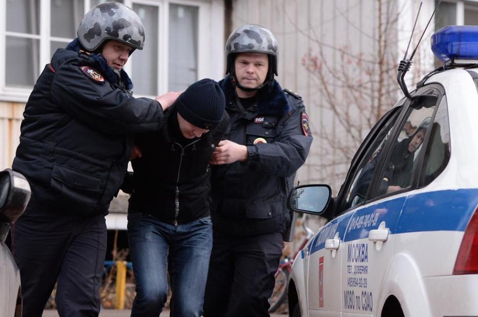 задержание преступника